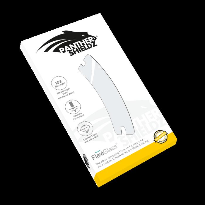 PantherShieldz FlexiGlass Tempered Glass Screen Guard Protector for Realme U1
